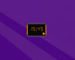 hud launch clock