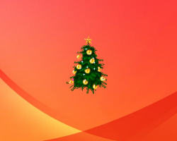 Fantasy Christmas Tree