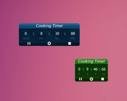 Cooking Timer gadget