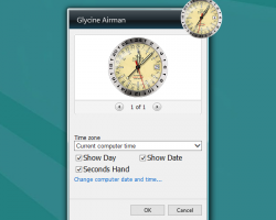 Glycine Airman settings
