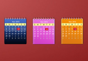Calendario Windows 10 Su Desktop.Calendar Gadgets For Windows 10 Win10gadgets